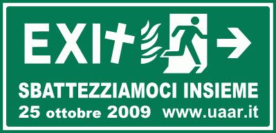 Giornata dello Sbattezzo 2009