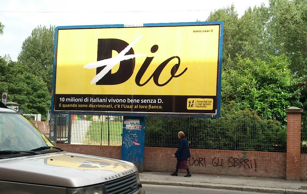 Bologna, via Saffi
