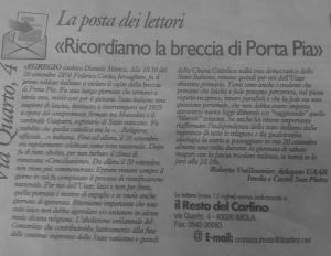 Passeggiata per il XX Settembre, Imola 2014