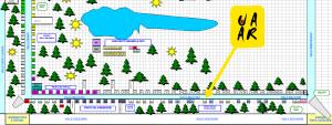 Mappa postazioni volontassociate 2014